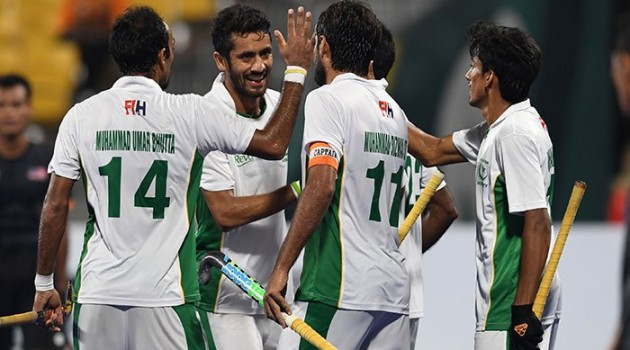 Asian Games: Pakistan thrash Malaysia 4-1 to enter semis