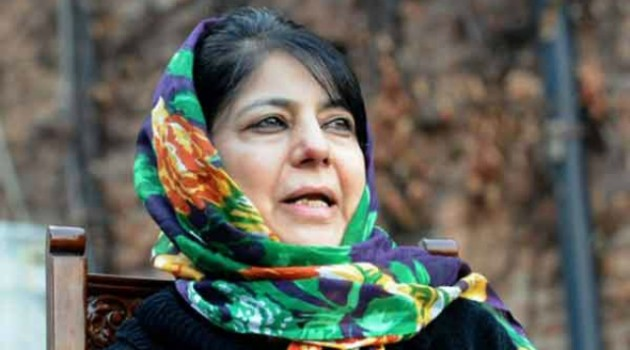 Mehbooba Mufti being shifted to her official residence, detention continues