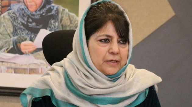Police has become wheeler dealers, executing orders from 'higher ups': Mehbooba