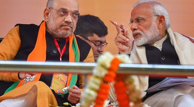 ECI holds meeting to discuss complaints against Modi, Shah, Rahul over MCC violation