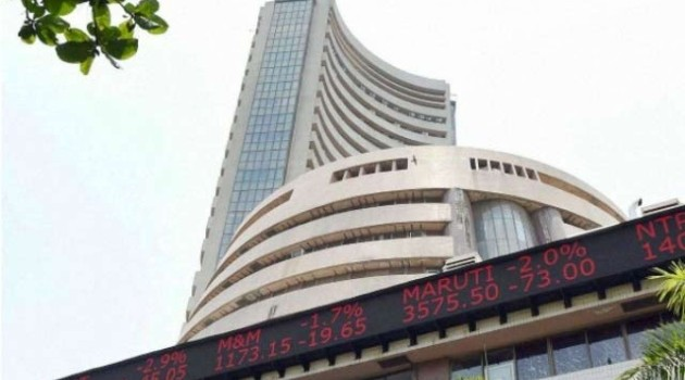 Sensex down 235.59 points