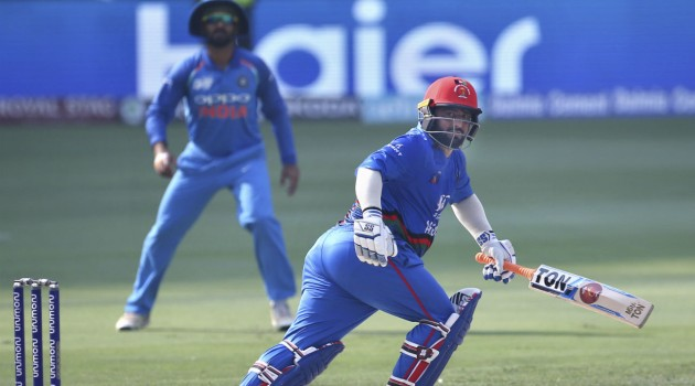 India win toss, opt to bat against Afghanistan