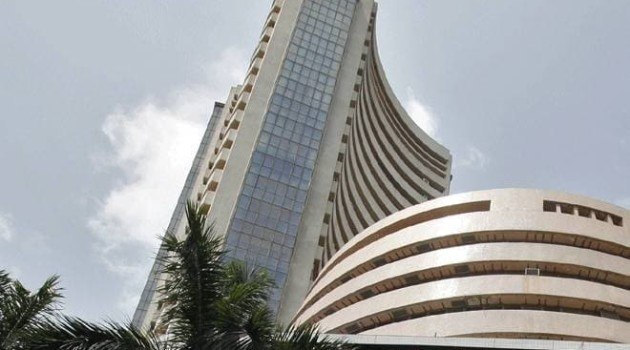 BSE Sensex gains over 100 points