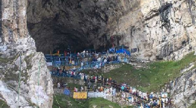 Fresh batch of 4167 pilgrims leave for Amarnath Cave Shrine from Jammu