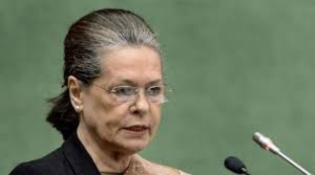 Ban media ads, put on hold foreign visits to divert funds to fight COVID-19: Sonia to PM