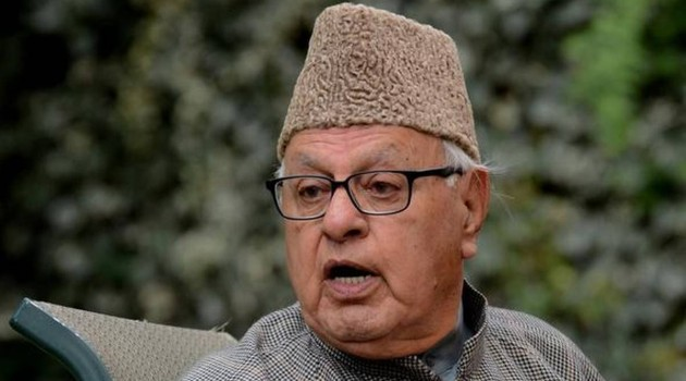 PSA of Former CM Dr Farooq Abdullah extended for 3 more months