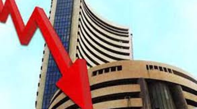 Sensex crashed by 2526 pts till noon