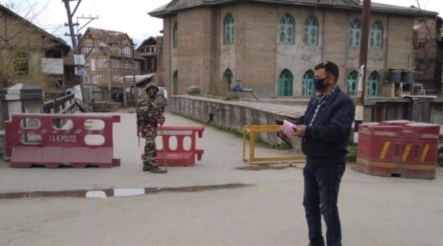 COVID-19: Chattabal declared as containment zone sealed after several positive cases reported from the area