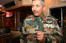 We don't want to kill militants, giving them opportunity to surrender: GoC 15 Corps Lt Gen B S Raju