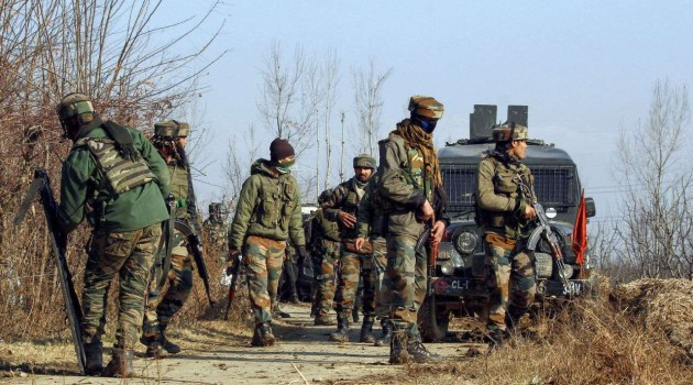 Security forces launches CASO in south Kashmir