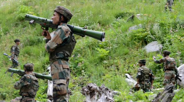 2 Soldiers Killed in Pak Firing Along LoC In Rajouri: Army