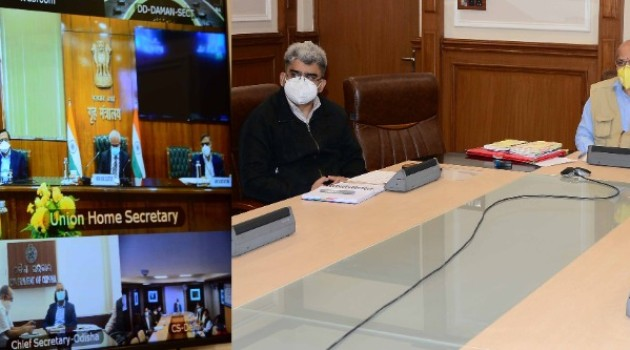 Cabinet Secretary reviews arrangements for COVID-19 vaccine roll-out
