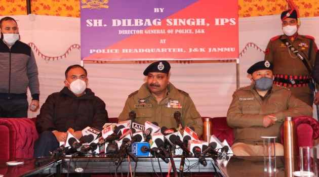 Hokarsar encounter: Will investigate families' claim, says DGP