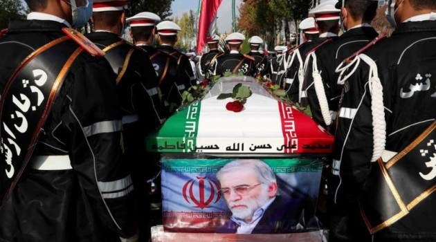 Fakhrizadeh 'killed by remote-controlled weapon': Iran