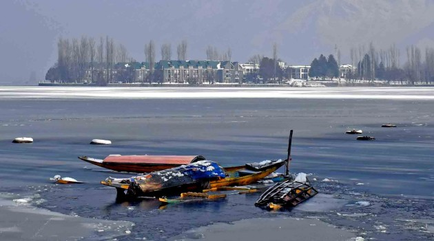 Night temperature shows improvement in most parts of Kashmir; Weather to remain dry till Jan 22