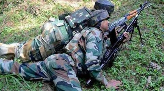 Major infiltration bid foiled in Jammu's Akhnoor, 3 militants killed,Search for 2 others on, 4 soldiers sustained injuries, Ops on, say officials