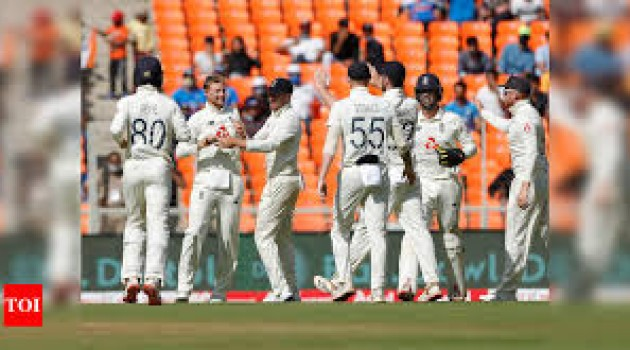 Pink-ball Test: India all-out for 145 at tea against Eng, Root picks first ever fifer