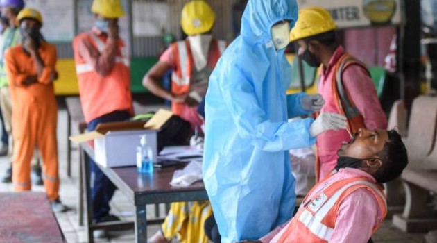 India records 16,752 fresh COVID-19 cases, biggest single-day jump in 30 days*