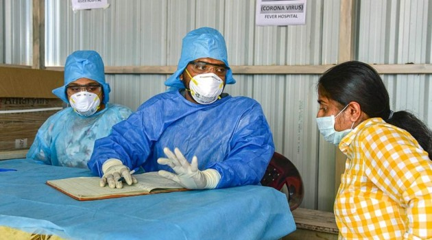 nCoV: India reports 12,286 new infections in single day