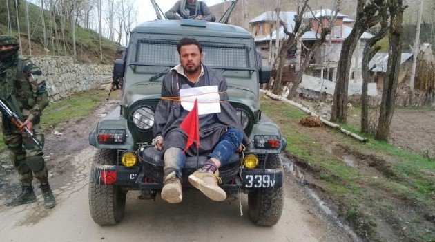 """Justice finally done"", says 'human shield' Dar after CoI indicts Maj Gogoi in Srinagar hotel case"