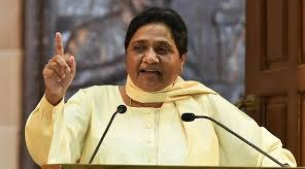 Mayawati flays Congress in MP & UP for working against BSP