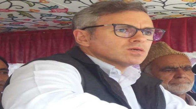 Will GoI call Trump liar or is there an undeclared shift in India's position on Kashmir: Omar