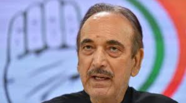 Azad meets PM, seeks assembly elections after statehood in J&K
