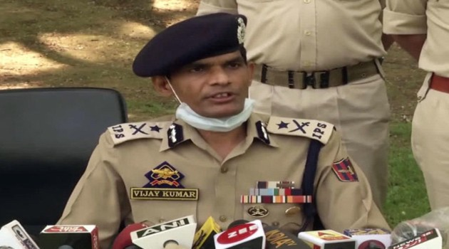July 18 Shopian encounter: Will go for DNA cross examination, check call details of all three slain, says IGP Kashmir Vijay Kumar