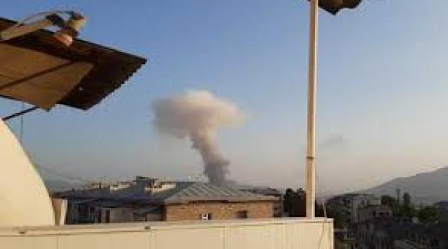 Armenian army says it killed 2 Azerbaijan helicopters, 3 drones