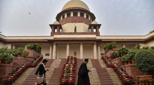 SC judges to work from home after staff test COVID + ve