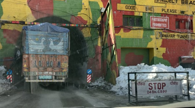Srinagar-Jammu NH reopens for traffic