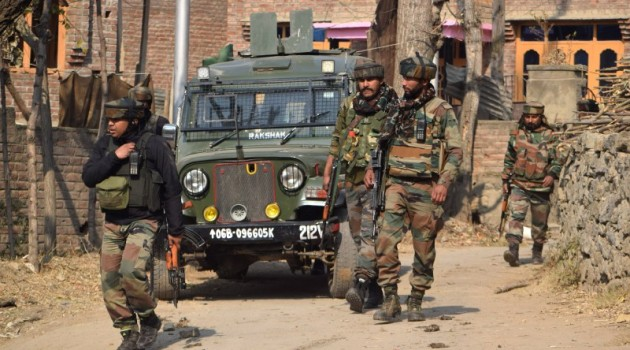Two militants surrender, another arrested in injured condition in Pulwama