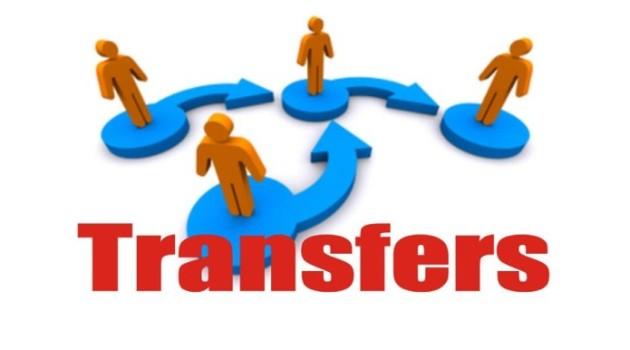 3 JKAS Officers Transferred