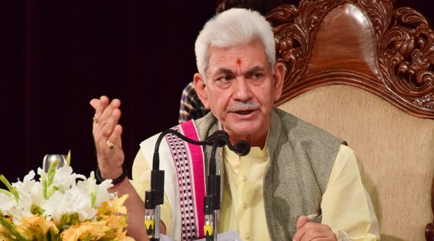 New Film Policy for J&K to be unveiled in 10 days: LG Manoj Sinha