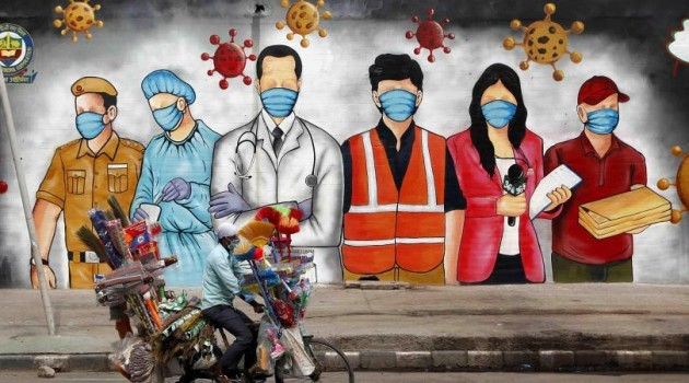 India reports record 2,61,500 new nCoV cases, 1,501 deaths