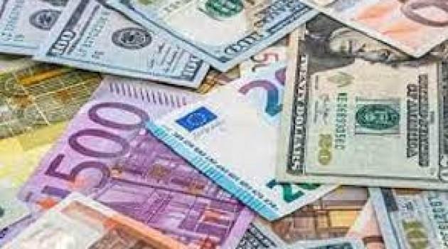 USD, Yen up; Pound, Euro down