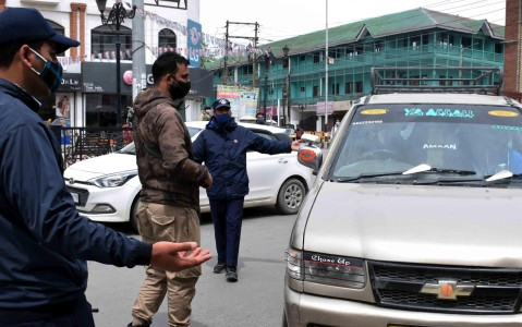 J&K Report Biggest Daily Covid-19 Tally Of 2204 Cases, 13 Deaths