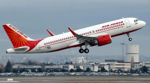 Air India cancels flights between India and UK