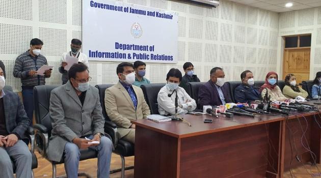 Div Com stresses on maintaining proper covid behaviour