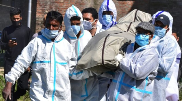 J&K sees record single-day spike of 3532 COVID-19 cases, 30 deaths