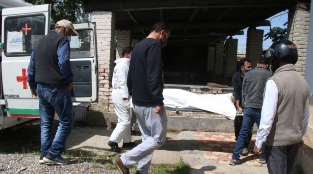 J&K Reports 14 More Covid-19 Deaths, Toll Nears 3900 Mark