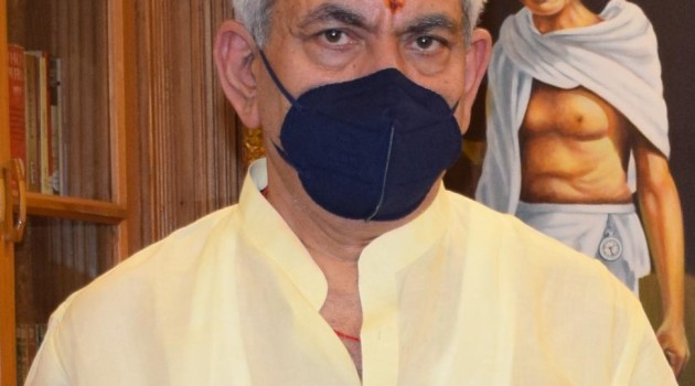 Yoga has brought massive change in people's lives, practice it to be healthy: LG Sinha