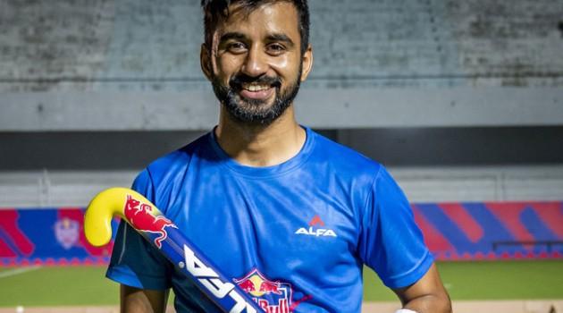 Manpreet Singh to lead Indian men's hockey team in Tokyo Olympics