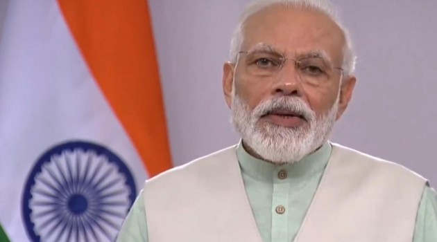 PM slams earlier UP govts for filling their coffers at the cost of development