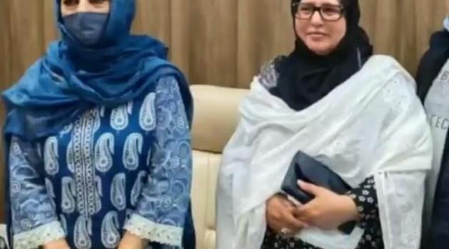 Senior PDP leader Of Poonch Zahida Sabir Passes Away