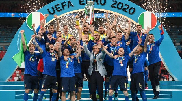 Italy beat England 3-2 on penalties in final to win EURO 2020 title