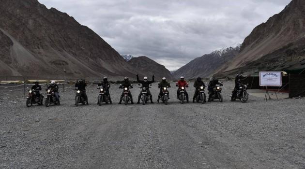 Motorcycle rally to commemorate Kargil Vijay Diwas