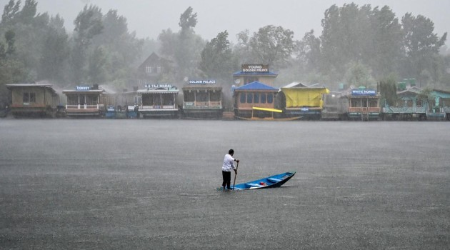 Weather Advisory Issued For Widespread Rains, Snow On Weekend
