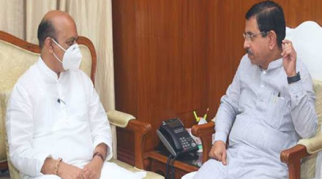Imprint of central cabinet expansion matrix expected in Karnataka ministry formation