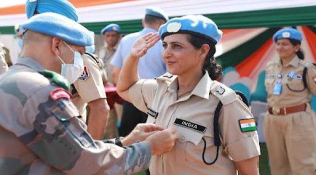 30 Indian officers receive UN Medal for contribution in South Sudan mission